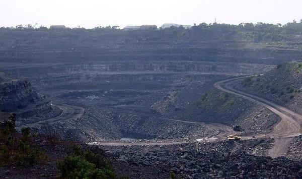 Indian Mining Area