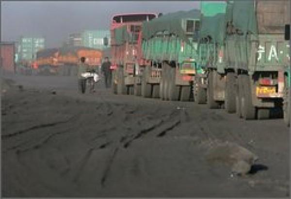 Chinese Oil Caravan