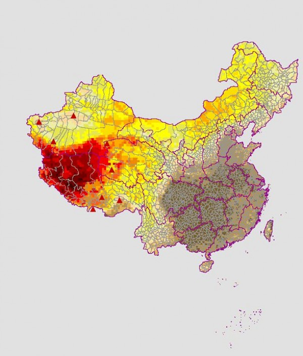 Solar Concentrators in China