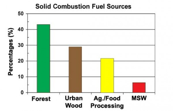 Solid Combustion Fuel Sources