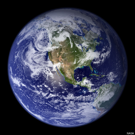 """The """"Best"""" Image of the """"Blue Marble"""""""