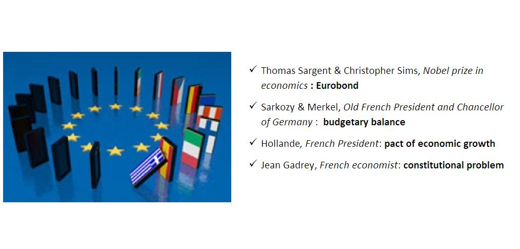 European debt crisis - Solution