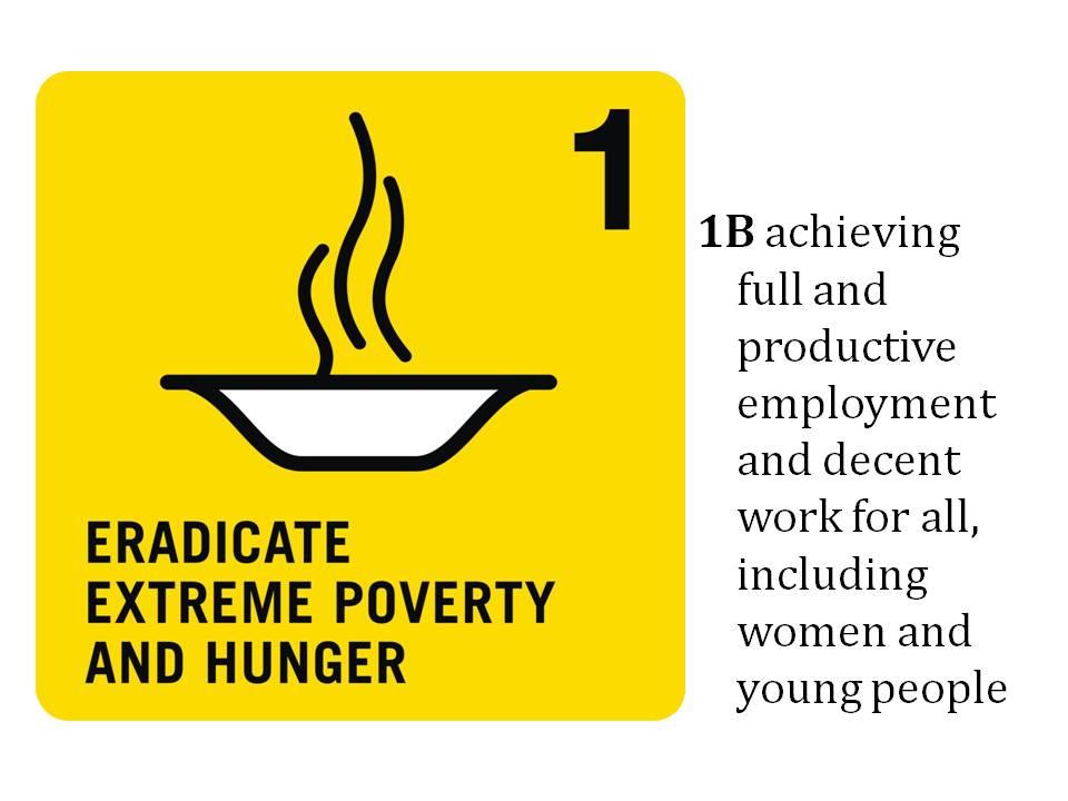 Eradicate Extreme Poverty