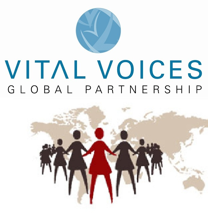 Logo of Vital Voices