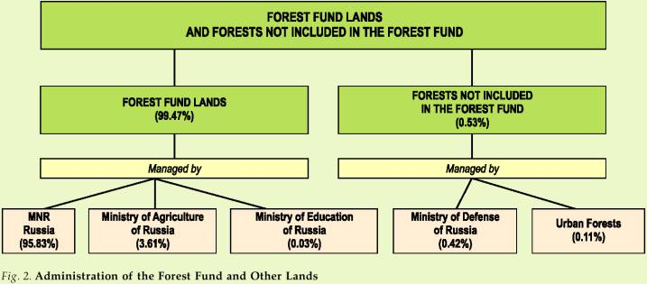 Administration Of The Forest Fund Lands And Other Lands