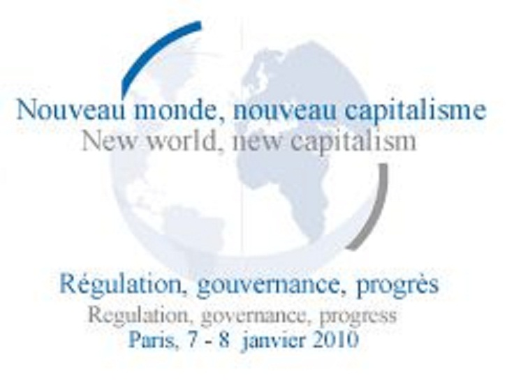 New World - New Capitalisme