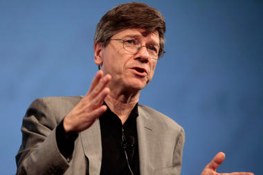 Africa Rising: Jeffrey Sachs says Ghana's future looks bright