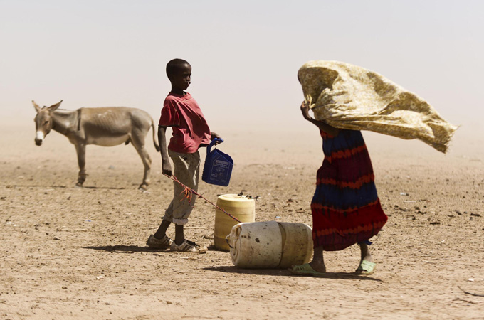 Fears rise of food shortages in West Africa