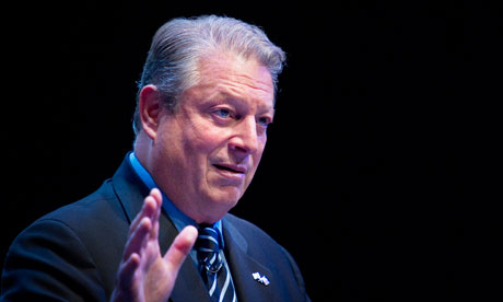 Al Gore: clear proof that climate change causes extreme weather