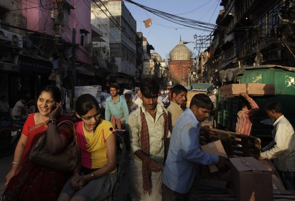 India, which is on track to become the world's most populous country by 2025, h