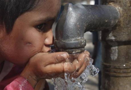 Water scarcity to drive conflict, hit food and energy, experts say