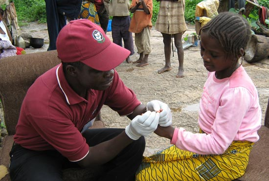 Four of 10 Nigerian children have malaria – Report