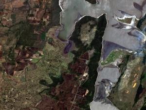 Scientists' satellite images track Malaria