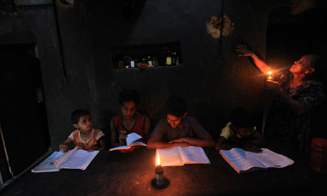 $48bn a year would provide electricity to the poor, report says