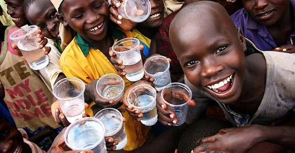 World's nations achieve UN goal to improve access to safe drinking water