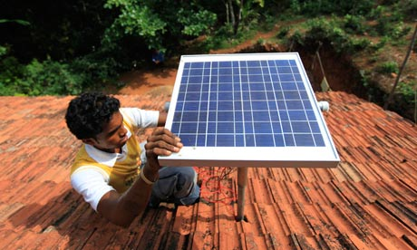 India records world-beating green energy growth