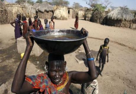 Water monitoring system aids Kenyan herders