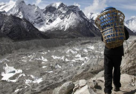 """Monster"" rules Nepal village on climate frontline"