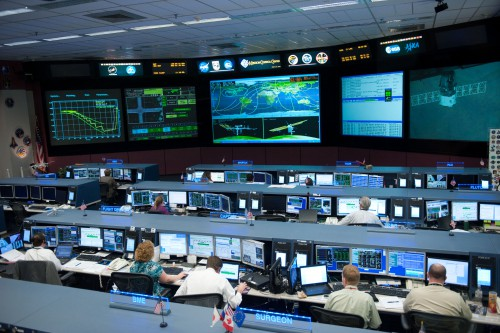 Space Control Room